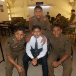 Amarnath Jadhav, Belgaum Military School