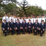 Belgaum Military School Cadets