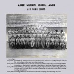 Ajmer Military School - Air Wing - 1969-70