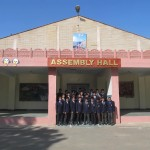 Ajmer Military School Assembly Hall