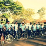 Cycle Trekking by Belgaum Georgians