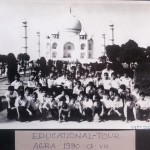Educational Tour to Agra 1980 Class 8th