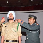 Harmandeep Singh, Rashtriya Military -School Chail