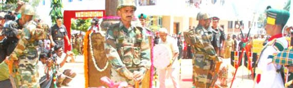 Indian Army celebrates 274th anniversary of Colachel battle