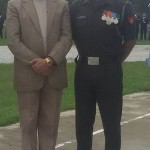 Major Manoj Lakhera - Administrative Officer - RMS Chail