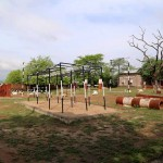 Obstacles at School Grounds