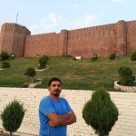 Pankaj Maharia at Jammu Fort