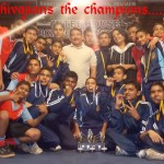 RMS Belgaum Inter-house Boxing Champions