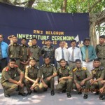 RSMS Belgaum Investiture Ceremony