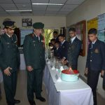 Science Exhibition by the Cadets