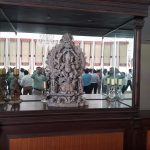Eye catching Lord Ganesha Idol at the Conference Hall