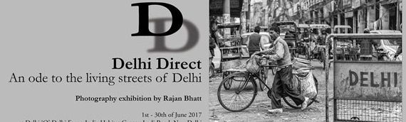 Solo Photography exhibition by Georgian Rajan Bhatt