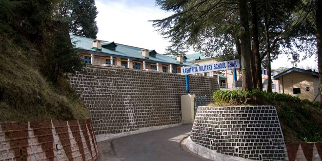 Rashtriya Military School Chail